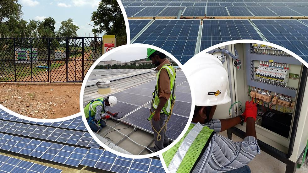 Avi Solar, Operation and Maintenance, EPC