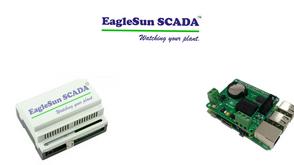 Solar Plant Data Collection By EagleSun SCADA