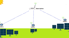Solar PV monitoring based on LoRa topology - EagleSun SCADA