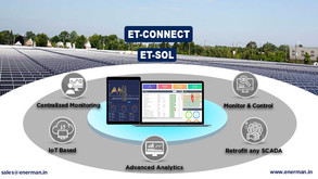 Smart ENERGY MONITORING Solutions for your SOLAR PV Assets