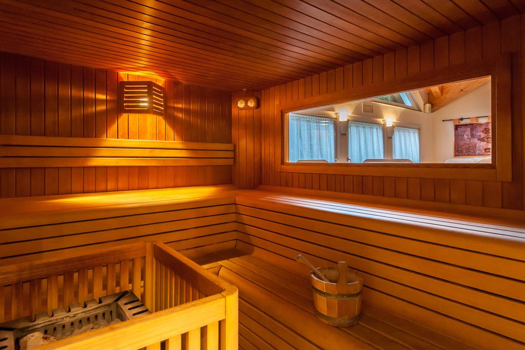 Saune in Trentino