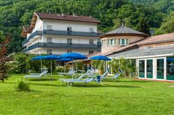 solarium Hotel al Sorriso