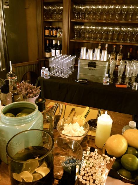 Farm Table Bar