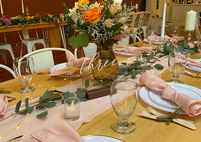 Theresa Table Styling