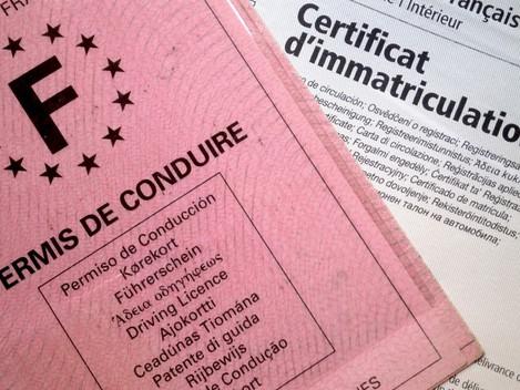 Infraction Routière et le Salarié - Avis de Contravention de Non Dénonciation.