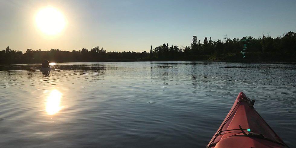 July 8th Sunset Kayak Tour