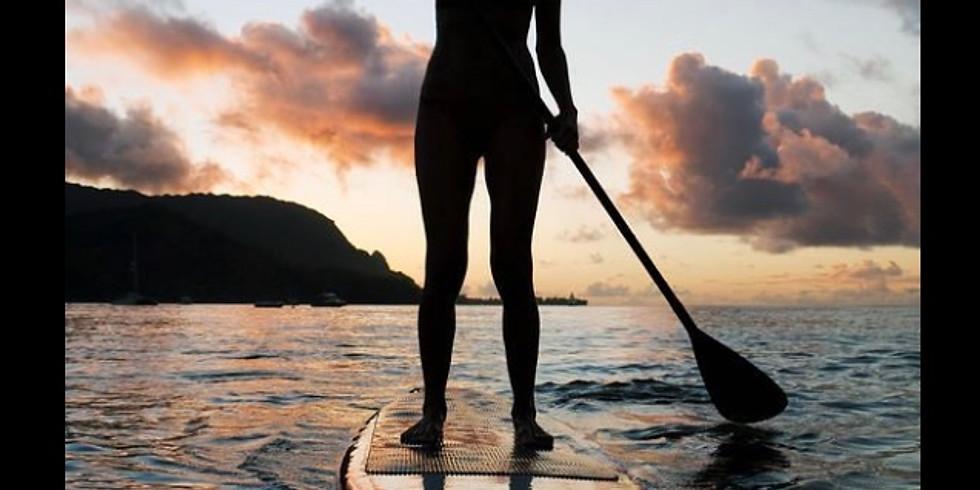 July 18th Sunset Paddle Board Tour