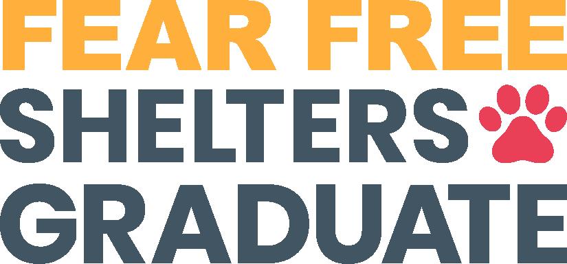 Fear Free Shelter Graduate