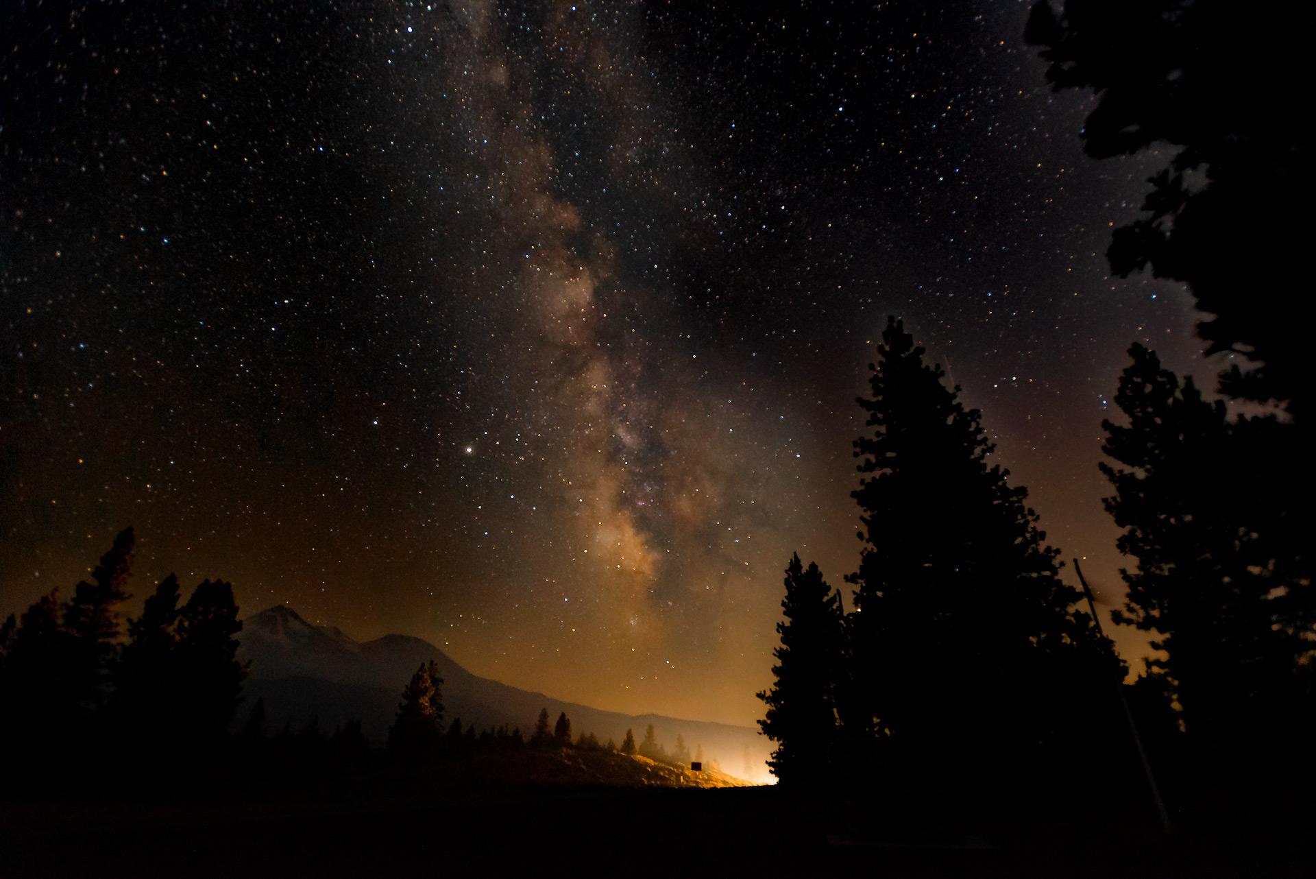 Milky Way Living Memorial 2