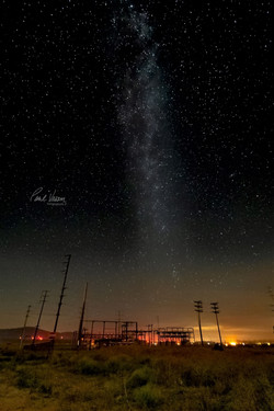 Milky Way Power Station
