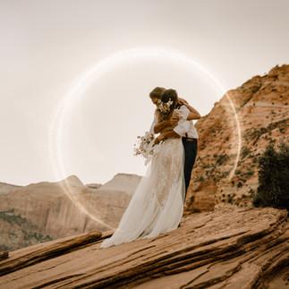Stephanie & Rob Utah Enlopement