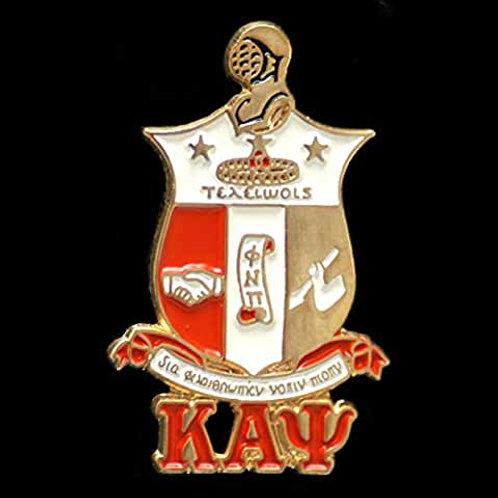 Kappa Alpha Psi Crest Cufflink