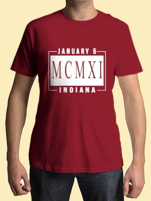 MCMXI Indiana Tee