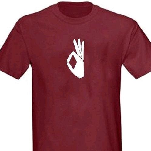 Kappa Alpha Psi Hand Sign Tee