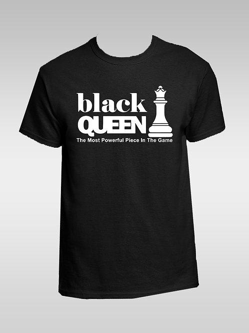 Black Queen- Black Tee