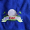 Thumbnail: Personalised Microfibre Golf Towel