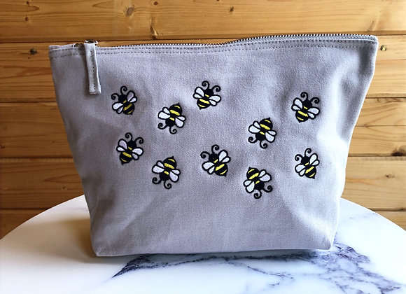 Lots Of Bees Accessory Bag