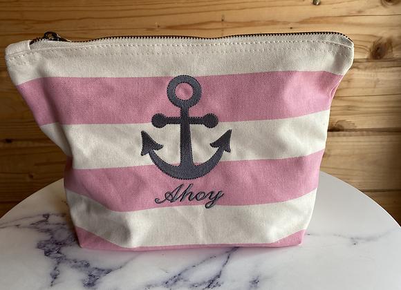 Ahoy Make-Up Bag