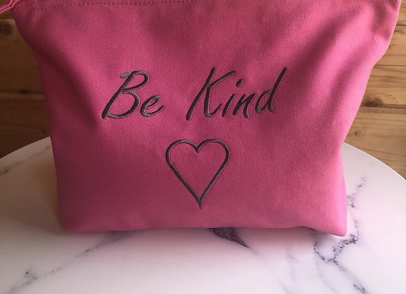 Be Kind Accessory Bag