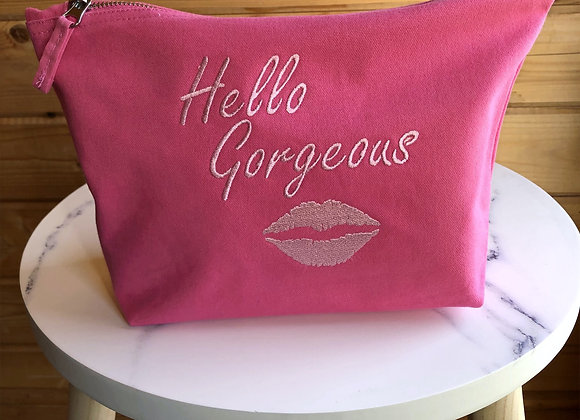 Hello Gorgeous Accessory Bag