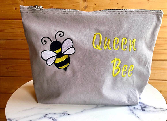 Queen Bee Large Accessory Bag