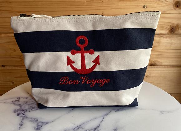 Bon Voyage Make-Up Bag