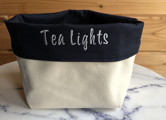 Tea Light Storage Organiser