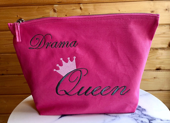 Drama Queen Large Accessory Bag