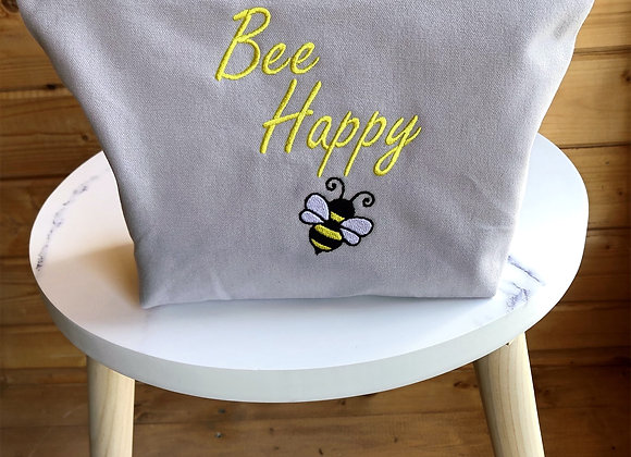 Bee Happy Accessory Bag