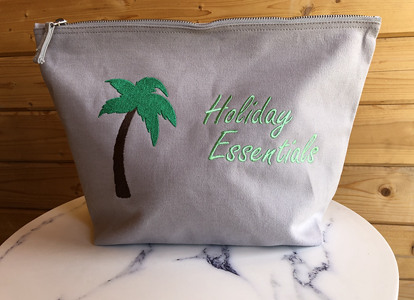 Holiday Essentials Large Accessory Bag
