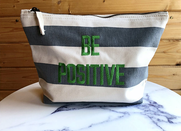 Be Positive Accessory Bag