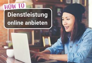 Dienstleistungen online anbieten - Klickerr
