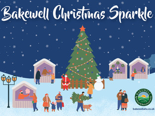 Christmas Sparkle Comes to Bakewell