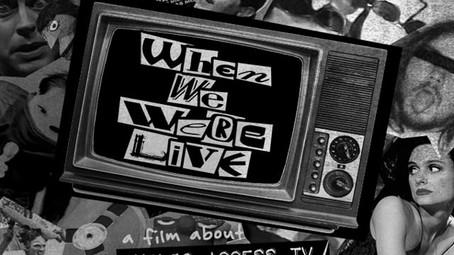When We Were Live – Kickstarter Video