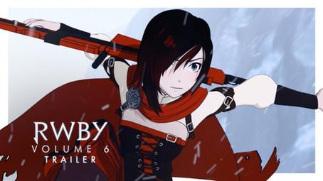 RWBY Volume 6 Trailer