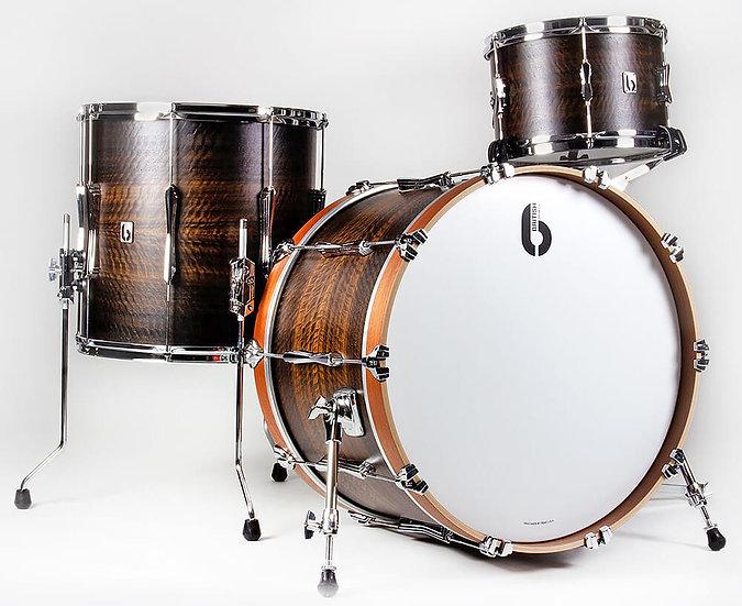 "British Drum Co 22"" 3pc S.E. Lounge Series Drum Kit"