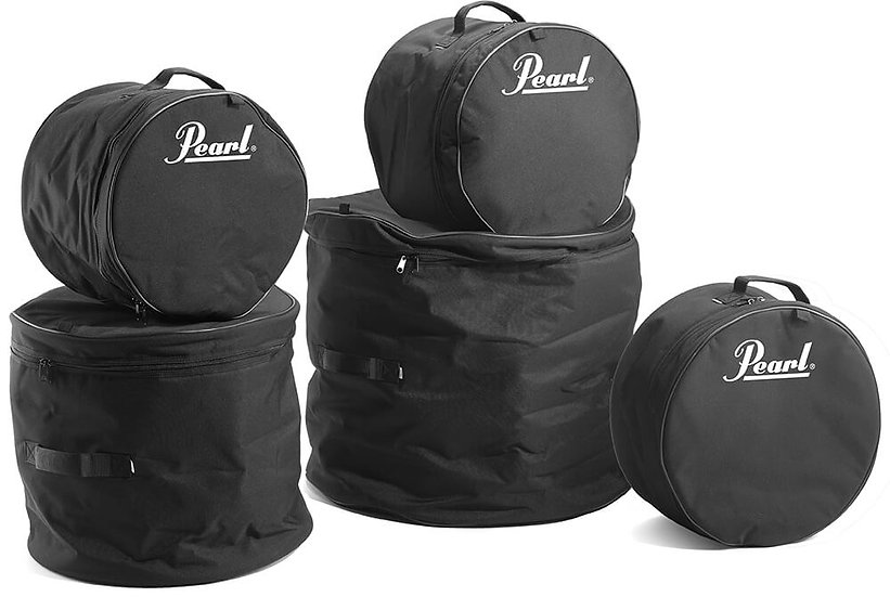 Pearl Padded Drum Bag Set