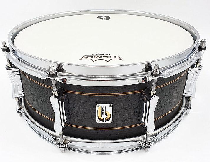"British Drum Company Merlin 13"" x 5.5"" Snare Drum"
