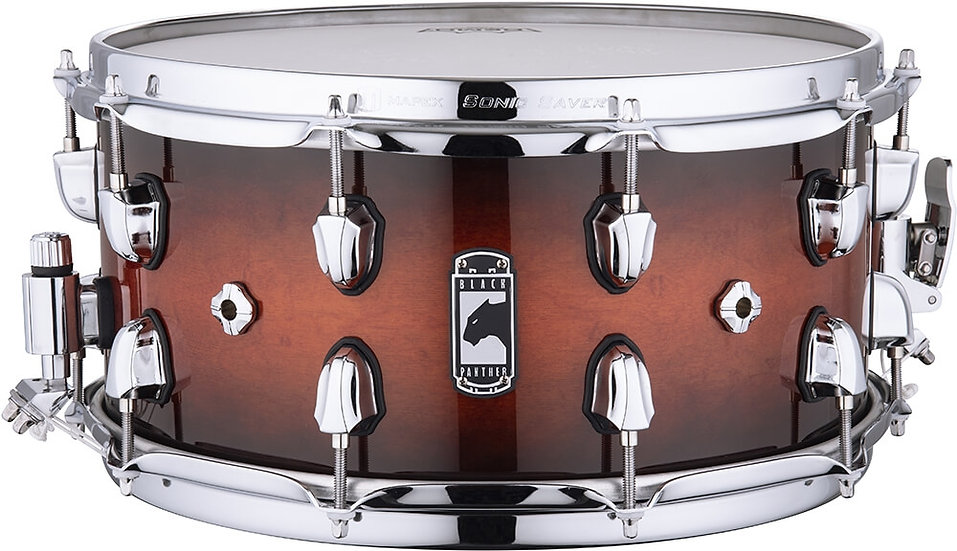 """Mapex Black Panther SOLIDUS 14"""" x 7"""" Maple Snare Drum"""