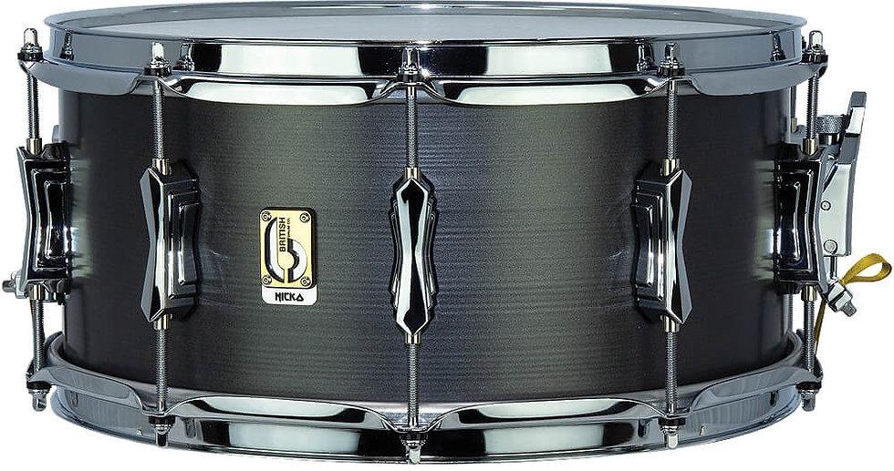 Nicko McBrain TALISMAN Signature Snare Drum