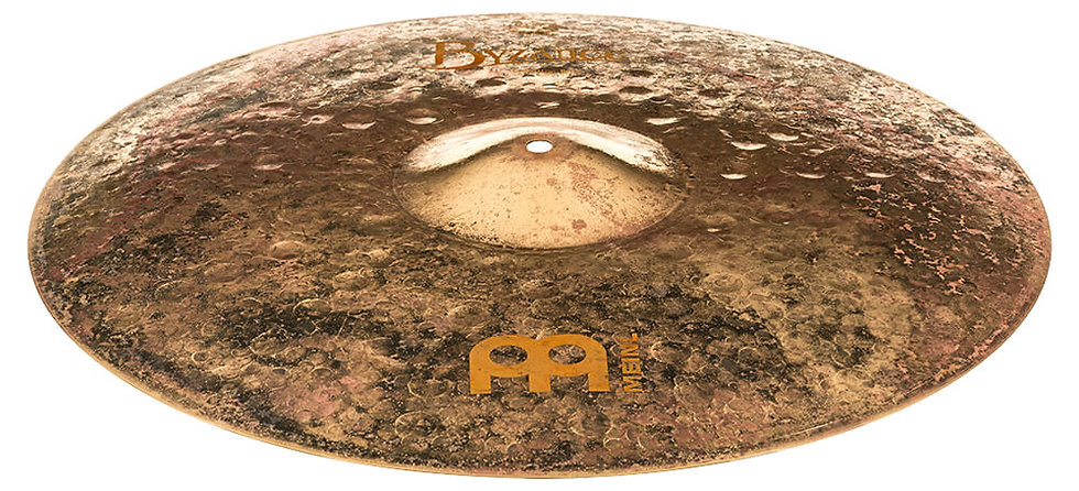 """Meinl 21"""" Byzance Mike Johnston Extra Dry Transition Ride Cymbal"""