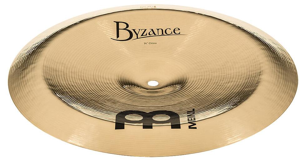 "Meinl 14"" Byzance Brilliant China Cymbal"