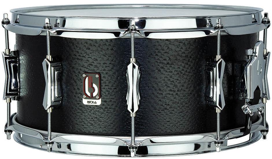 Nicko McBrain ICARUS Signature Snare Drum
