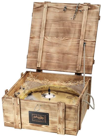 Nicko McBrain's Paiste Treasures Limited Edition Cymbal Set