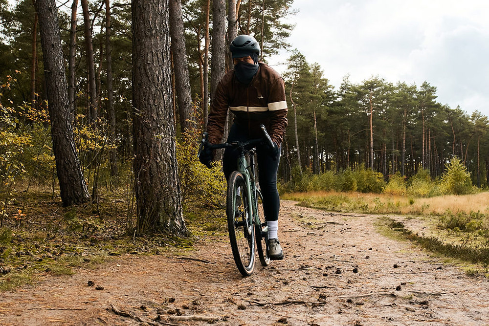 Specialized Turbo Creo SL Comp Carbon EVO in the woods