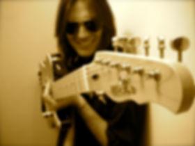 Sunglasses and Fret King JD