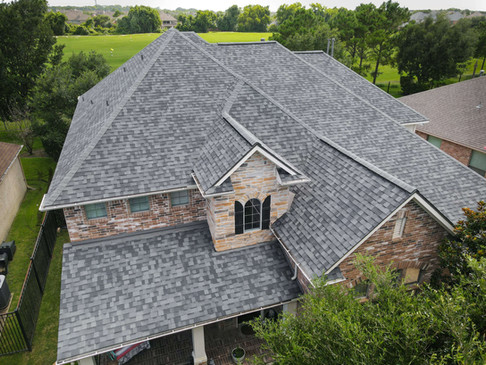 Owens Corning Estate Gray