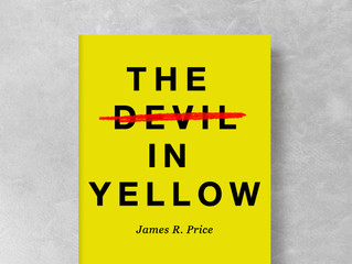 """Review: """"The Devil in Yellow,"""" by James R. Price"""