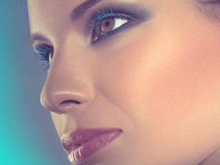 Product of the week: blue tint mascara
