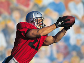American Football: Why power is sexy.